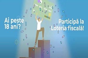"""A II-a etapă a concursului """"Loteria Fiscală"""" s-a finalizat!"""
