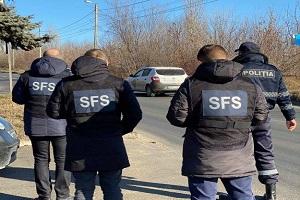 Operațiune comună Fisc, ANTA și Poliție.