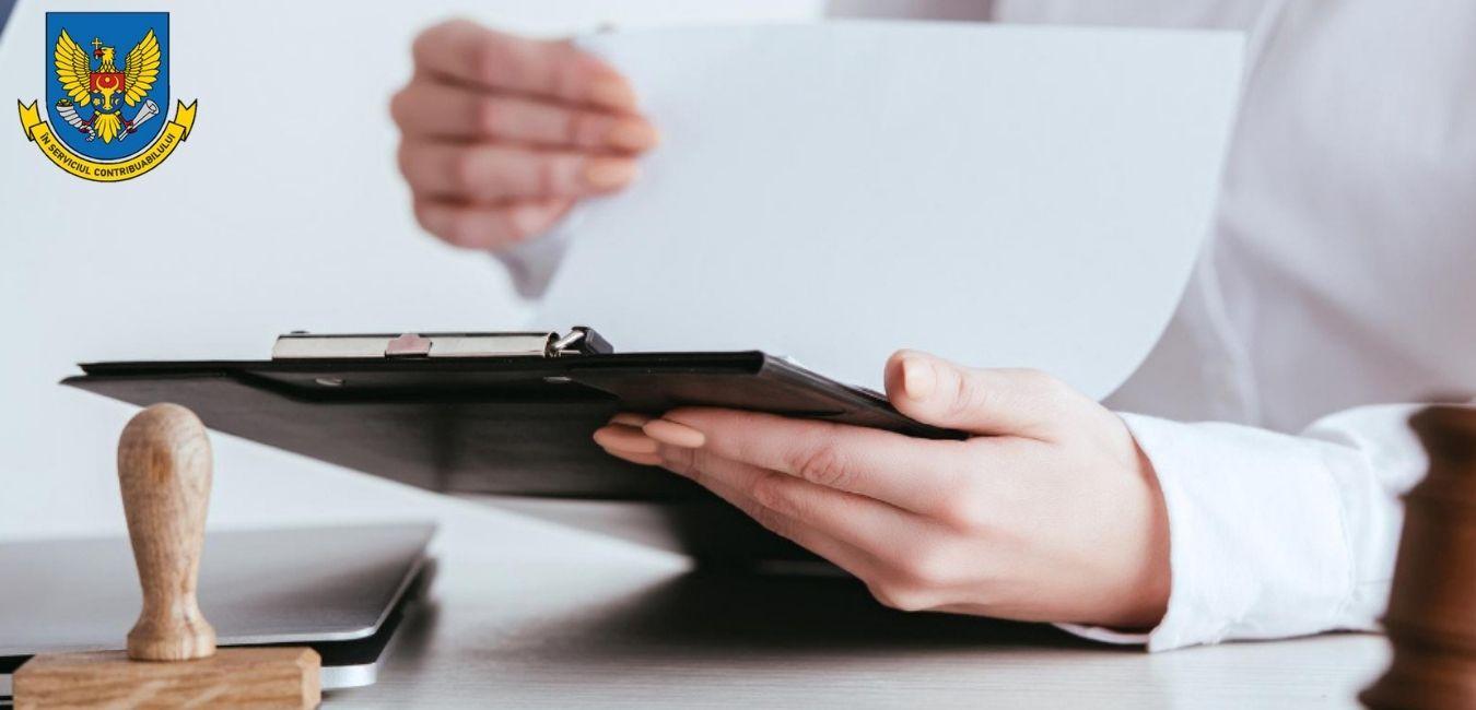 Comunicat informativ cu privire la modificările operate în Politica fiscală 2021,  în vigoare de la 01 mai 2021